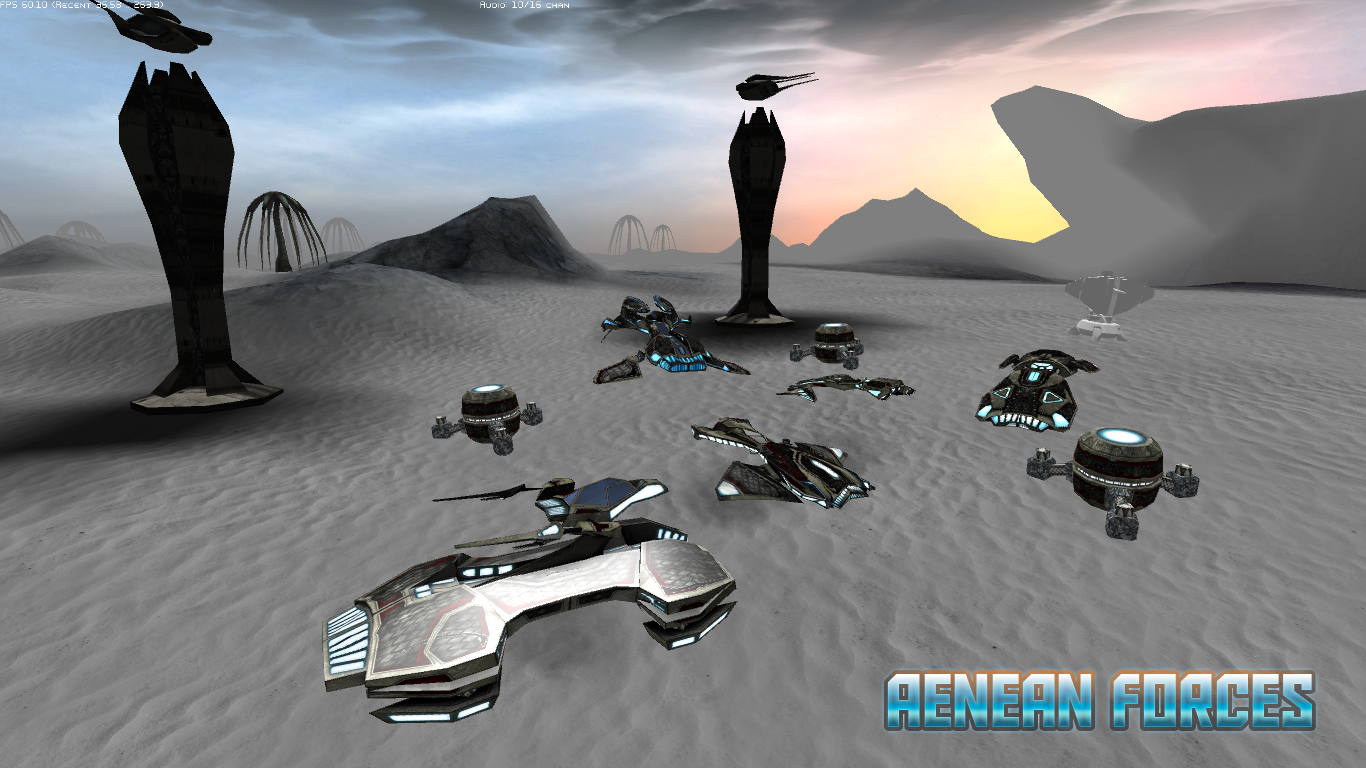 The aeneans image bz2 community project 2 mod for for Battlezone 2