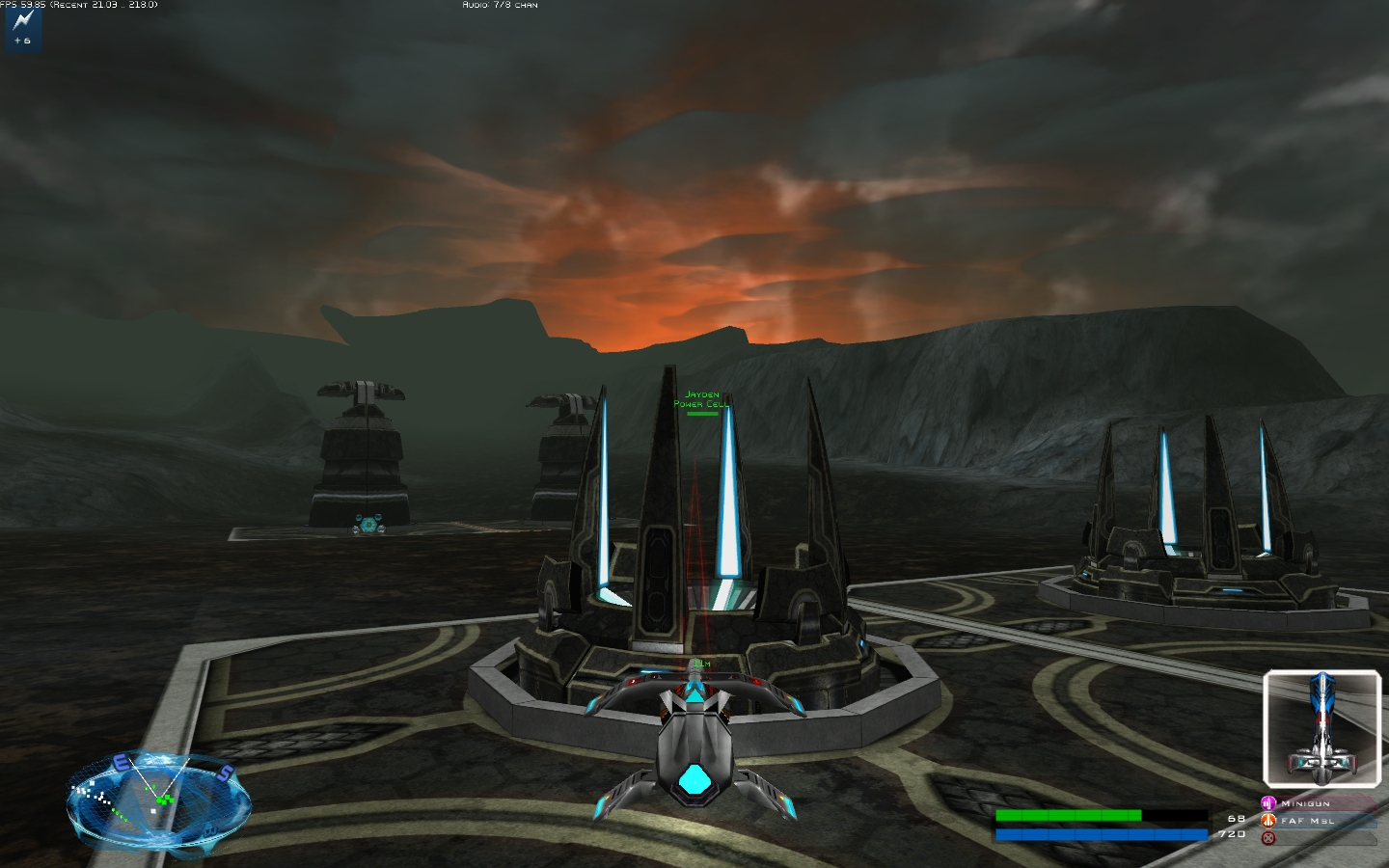 Aenean power cell image bz2 community project 2 mod for for Battlezone 2