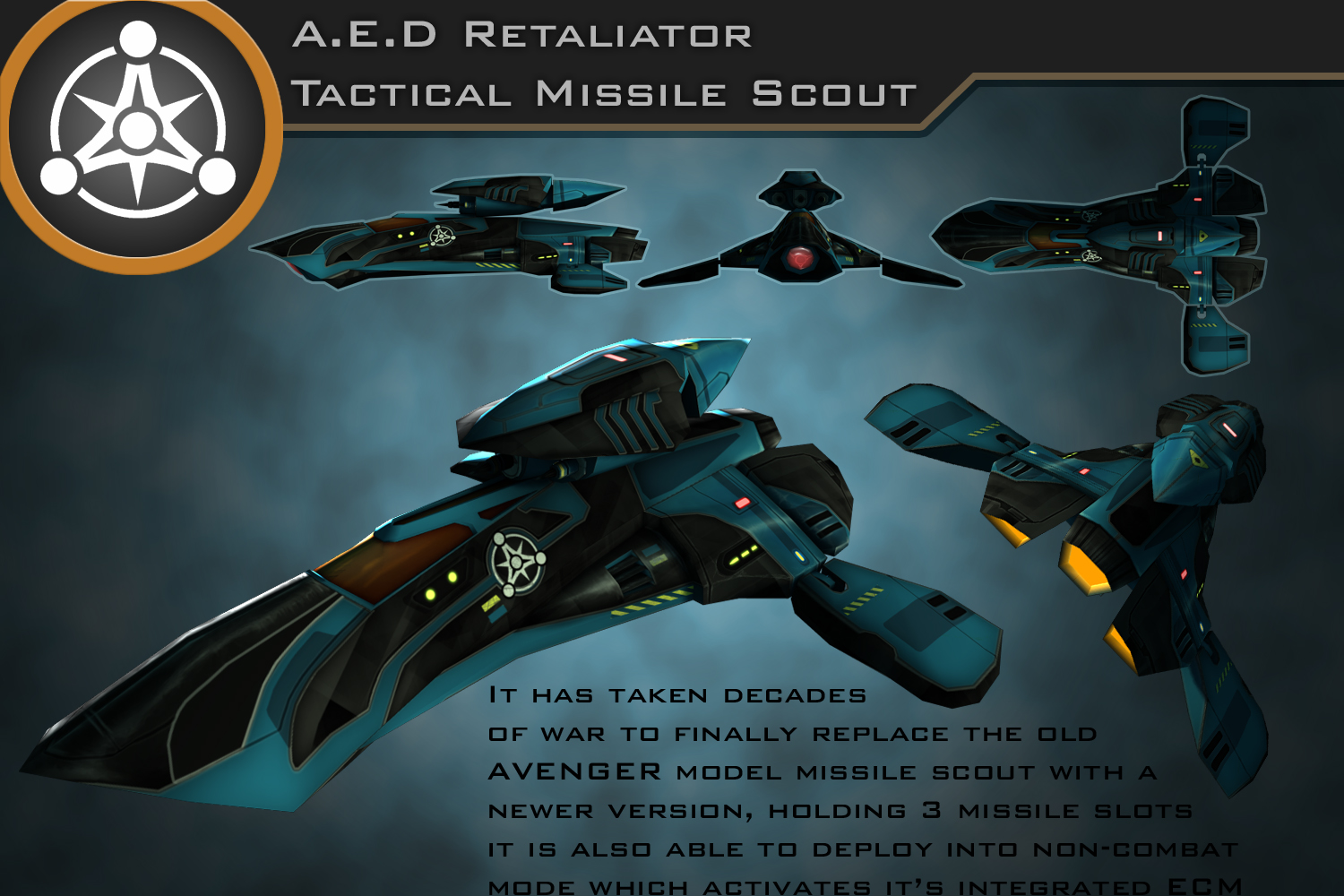Tactical missile scout image bz2 community project 2 mod for Battlezone 2