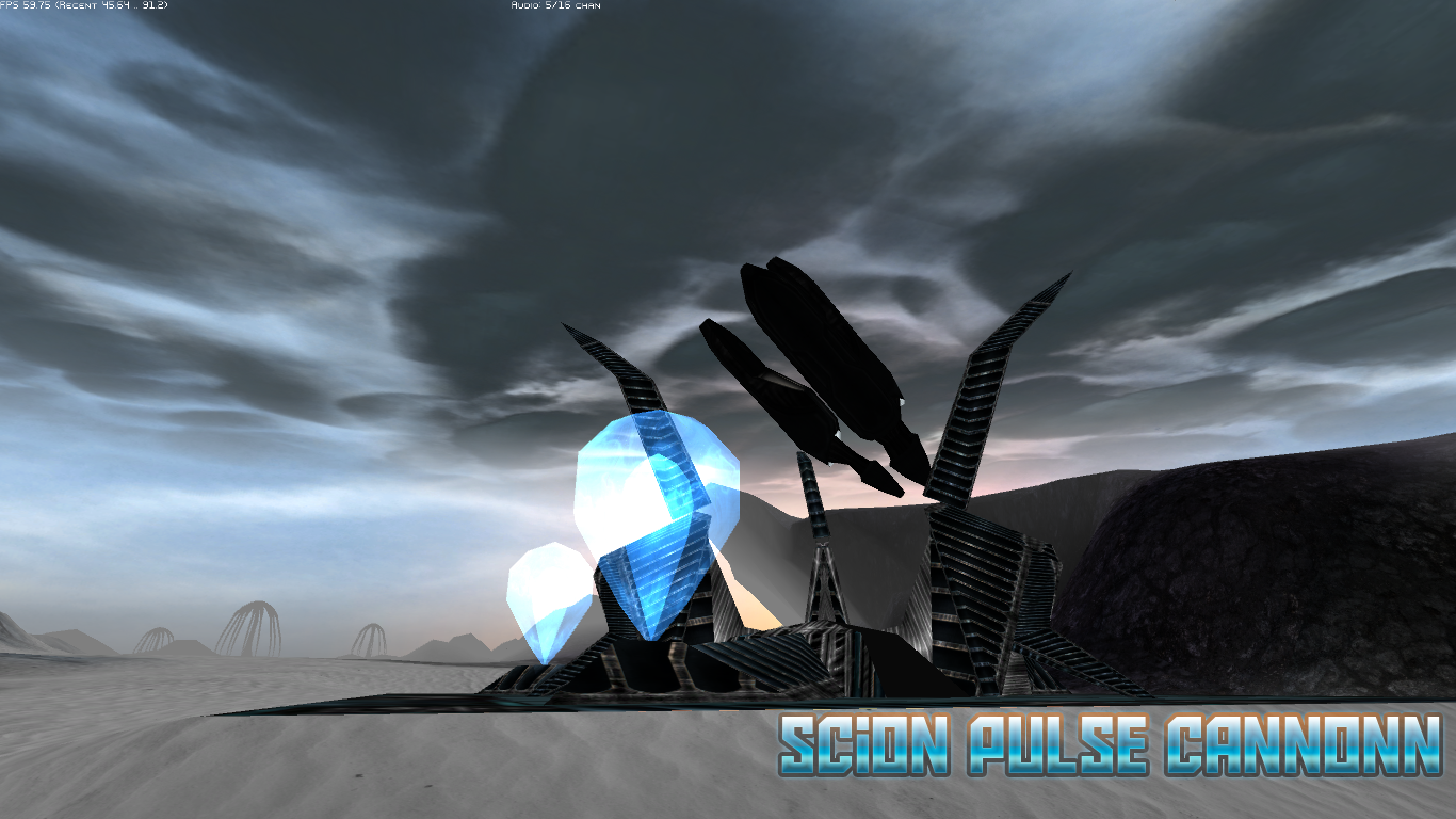 Scion pulse cannon image bz2 community project 2 mod for for Battlezone 2