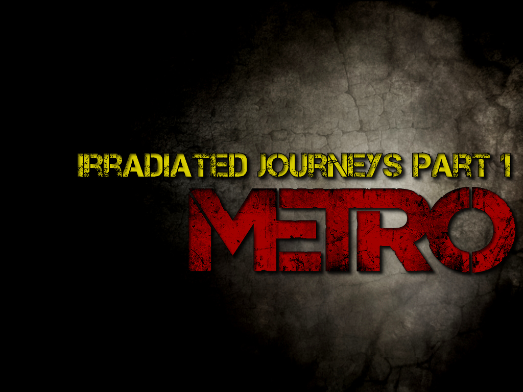 how to get to irradiated metro in fallout 3