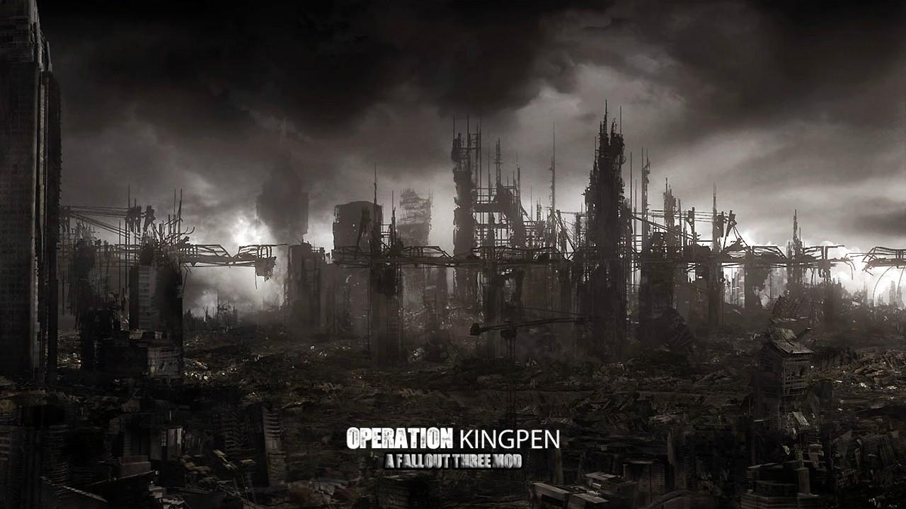 concept art image operation kingpin mod for fallout 3 mod db