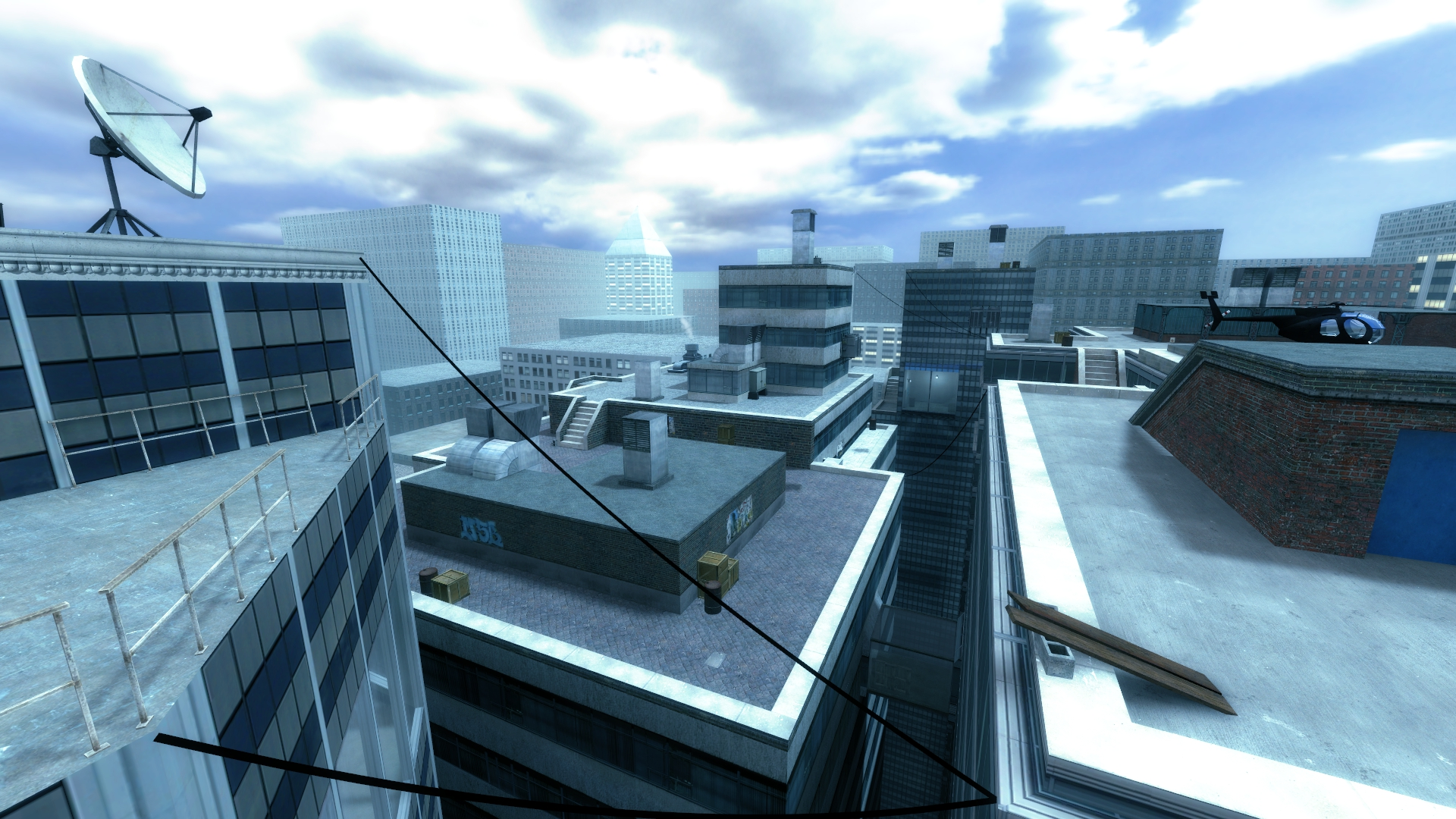 Add media Report RSS Rooftops Update (view original) & Rooftops Update image - Double Action: Boogaloo mod for Half-Life ... memphite.com