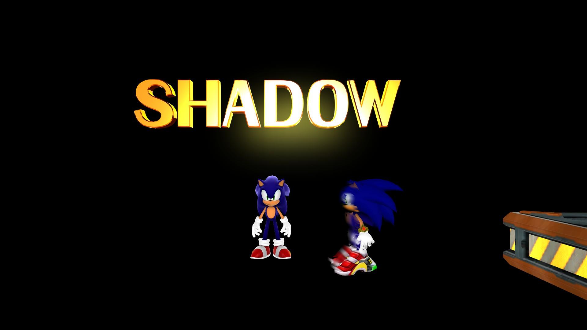 Sonic Adventure 2 Sonic Vs Modern Sonic image - Mod DB