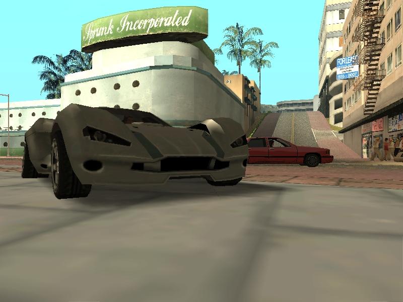 Spy Hunter Mod For Grand Theft Auto San Andreas Mod Db