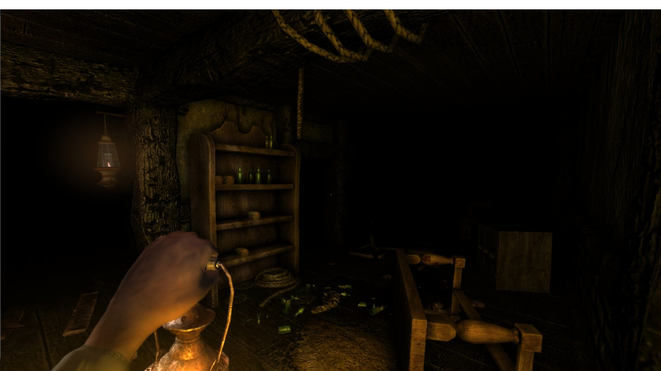 close reading of amnesia the dark descents opening moments and mechanics A victorian-era castle may not seem like the best setting for a horror game, but with amnesia: the dark descent ($20 on humble) frictional took everything it learned from its earlier games.