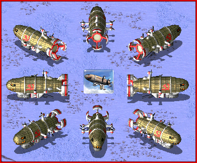 Project Perfect Mod :: View topic - Kirov Airship