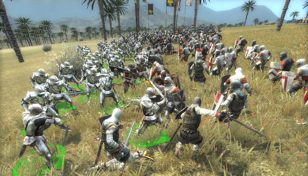 Gothic knights medieval total war mods