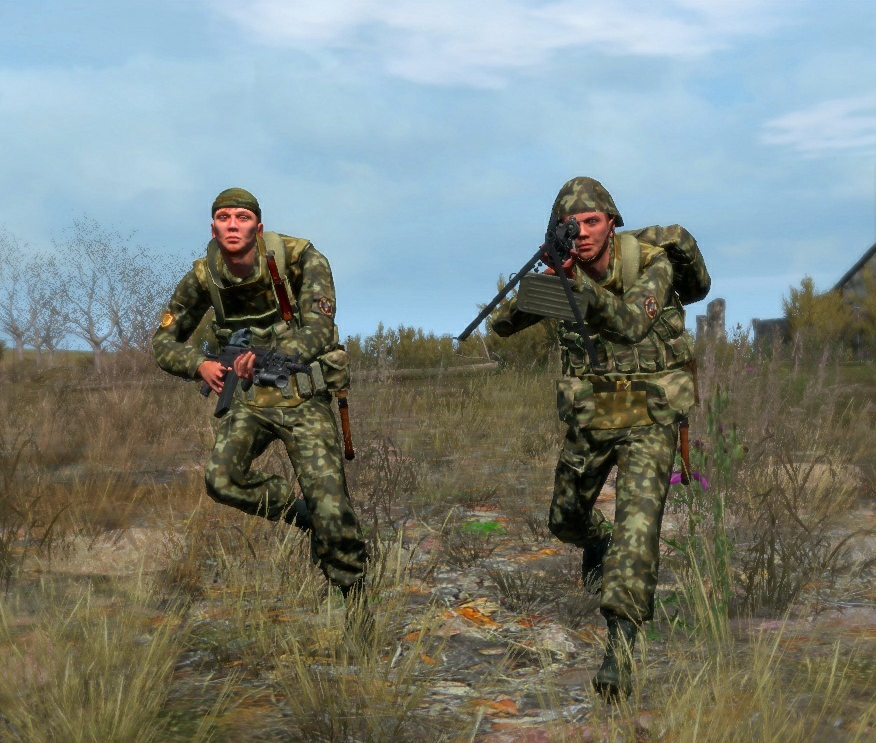 Arma 3 Mod Russian Army - fasrnitro