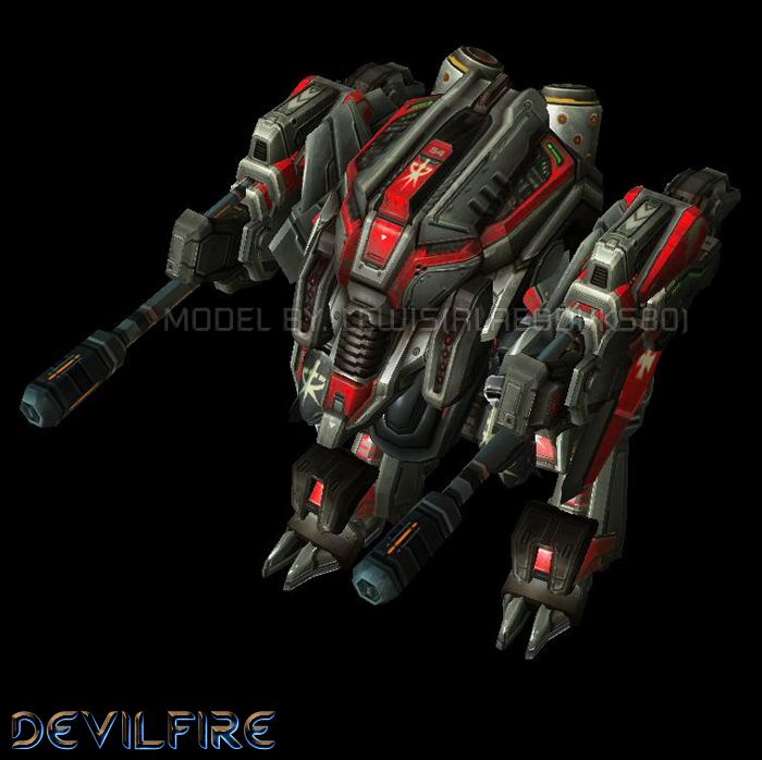 UED Devilfire image - StarCraft: Burning Ground mod for StarCraft ...