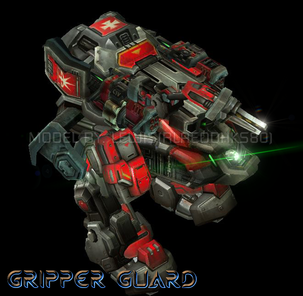 UED Gripper Guard image - StarCraft: Burning Ground mod for ...