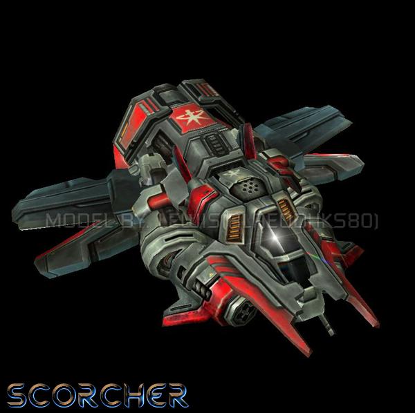 UED Scorcher image - StarCraft: Burning Ground mod for StarCraft ...