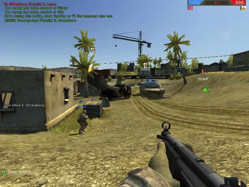 Porqué Battlefield 2 fue uno de los mej