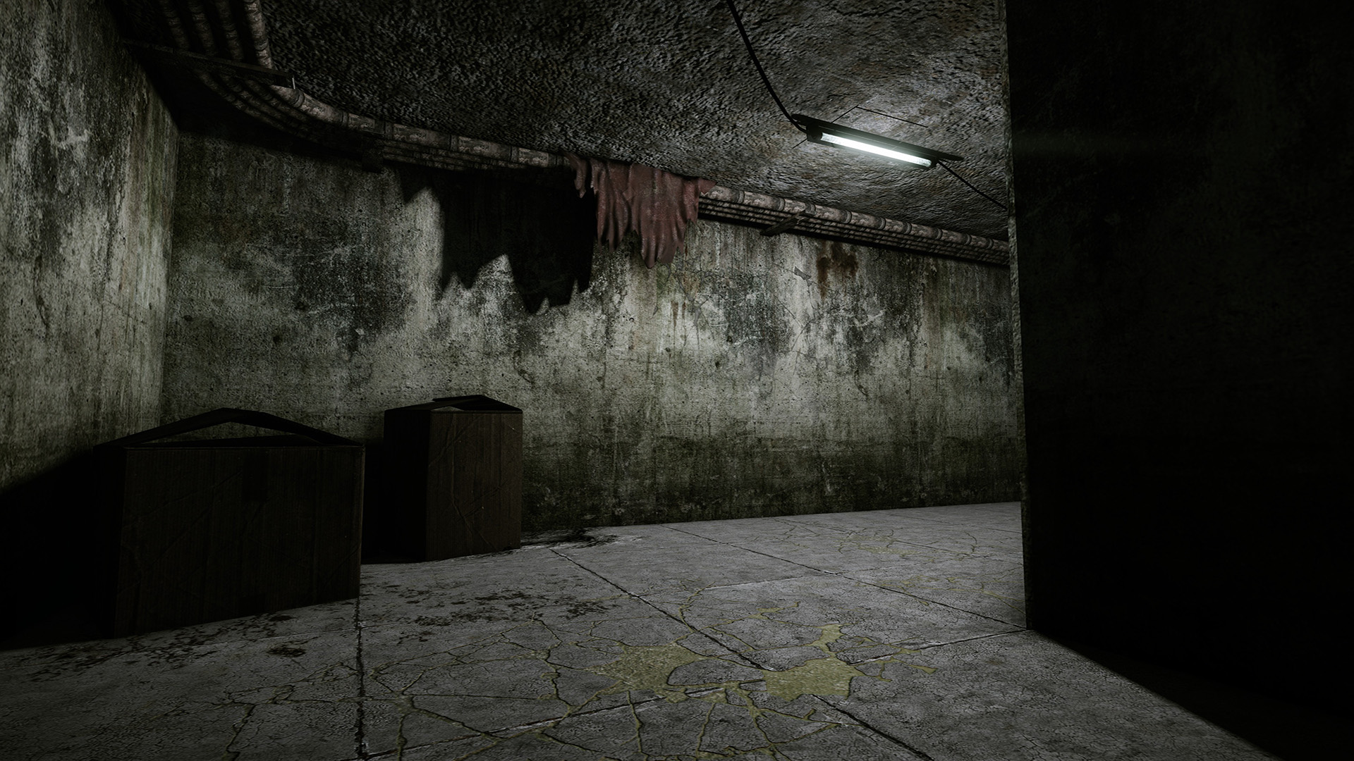 The Ward Basement Image The Legend Mod For Crysis 3
