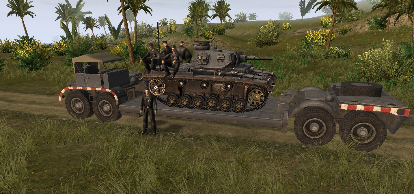 Battleship MOD For Men Of War: Assault