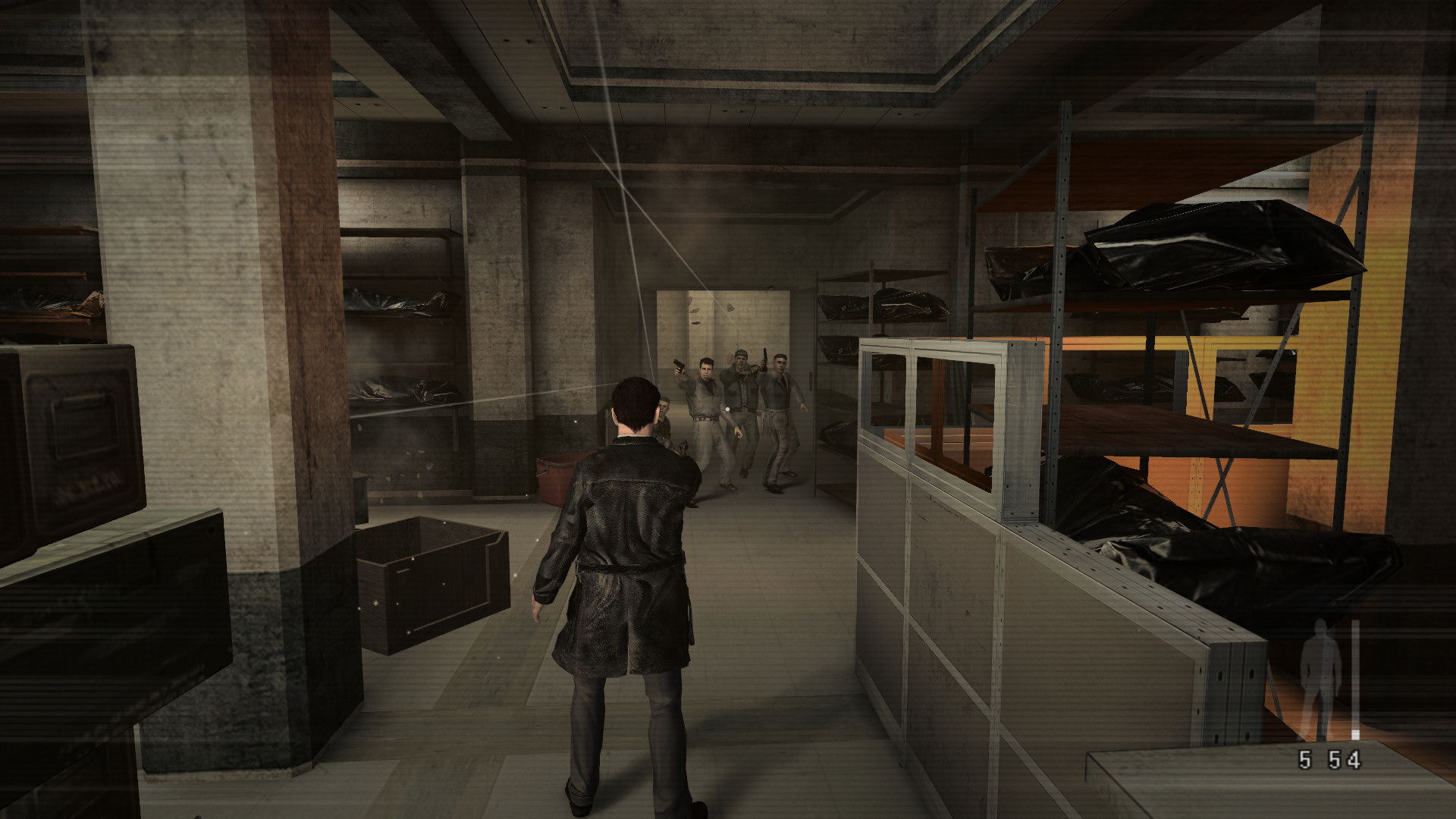 Cinematic Gameplay Image Payne Evolution Mod For Max Payne 2