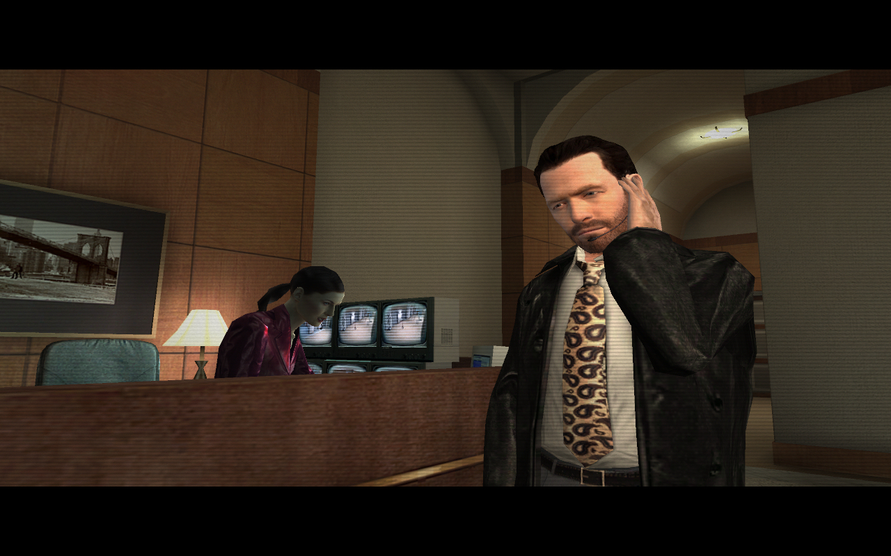 One Of The New Max Payne Models Image Mod Db