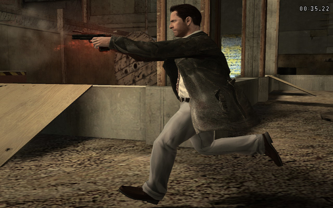 Run and gun image payne evolution mod for max payne 2 mod db