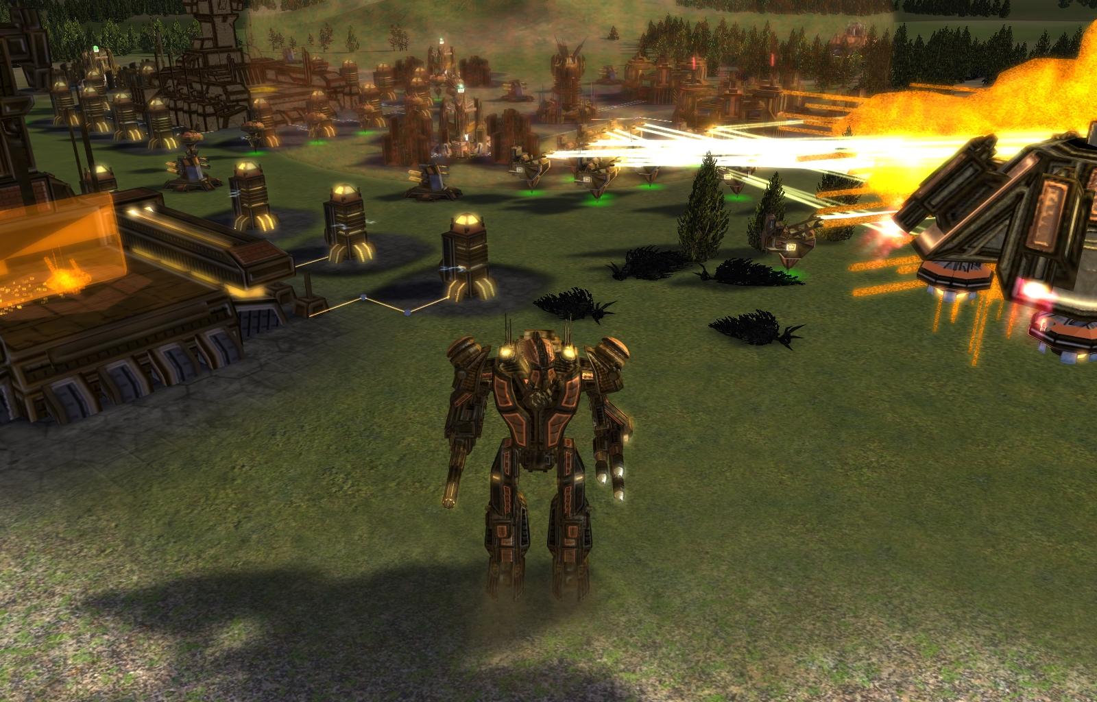 The Nomads Mod For Supreme Commander Mod Db