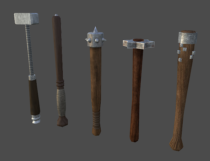 Trench Clubs image - Iron Europe - WW1 Mod for Mount ...