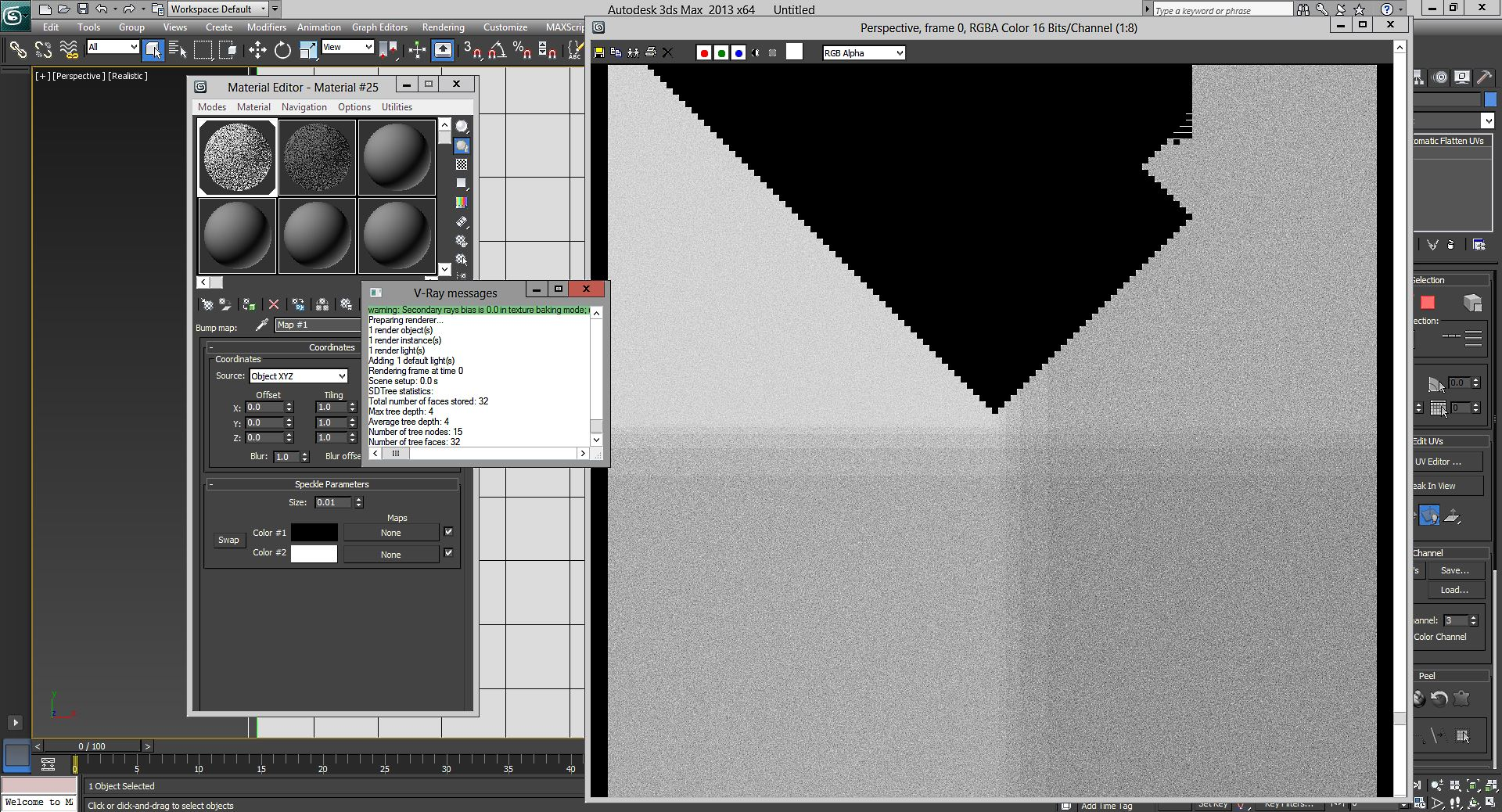 3ds max how to add textures to ojects