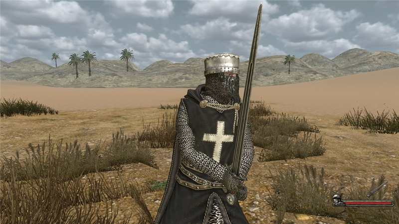 Mount & Blade Warband GAME MOD Crusader - Sacra Regna v - download