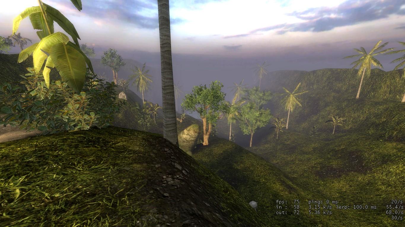 The Valley of Bracks image Jurassic Park Trespasser mod for – Gmod Jurassic World Map