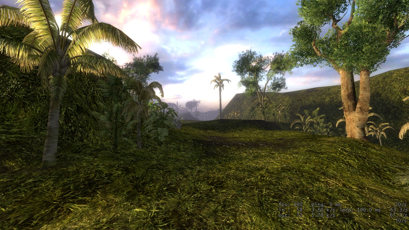 This is the start of the road to first raptor image Jurassic – Gmod Jurassic World Map