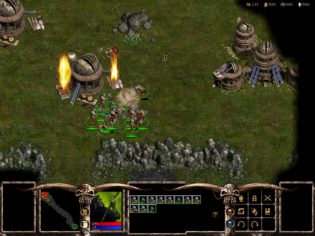 Warlords: Battlecry 2 Game Fixes No DVD Patch