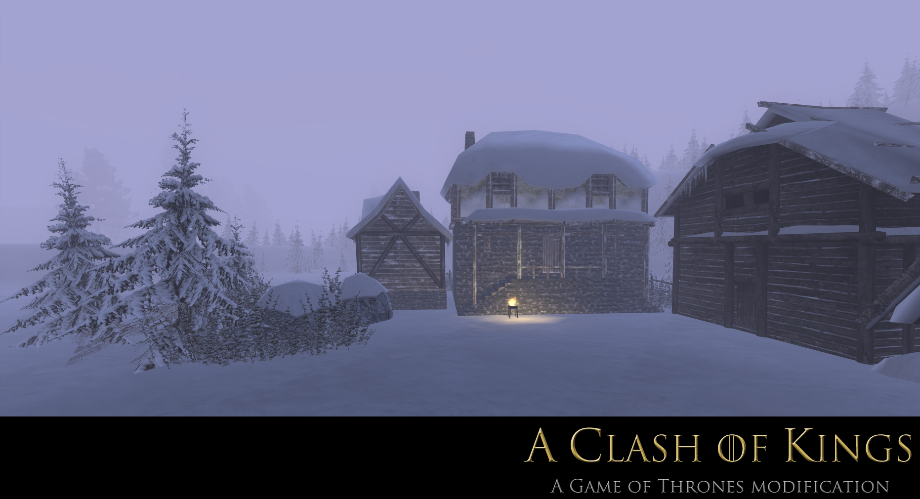 Castle Black 1 Image A Clash Of Kings Game Of Thrones Mod For