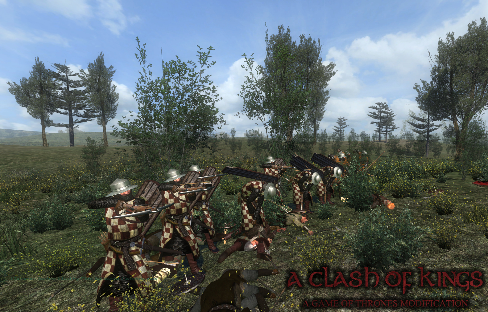 Crossbowmen Image A Clash Of Kings Game Of Thrones Mod For Mount Blade Warband Mod Db