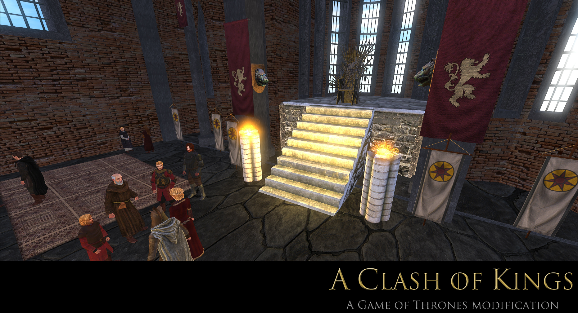 [SP][ES] A Clash of Kings Iron_Throne