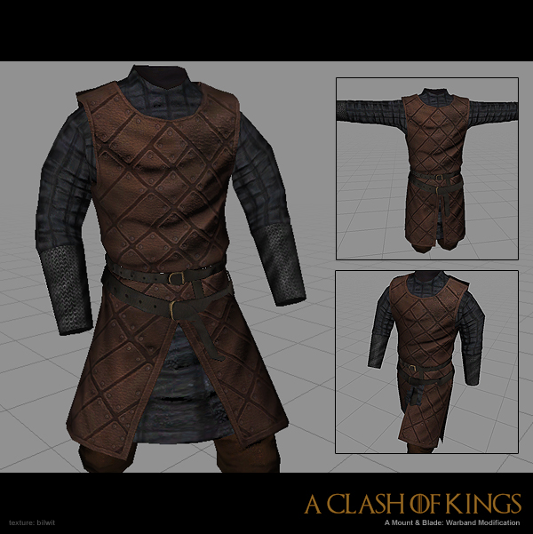 Generic Northern Armor image - A Clash of Kings (Game of ...