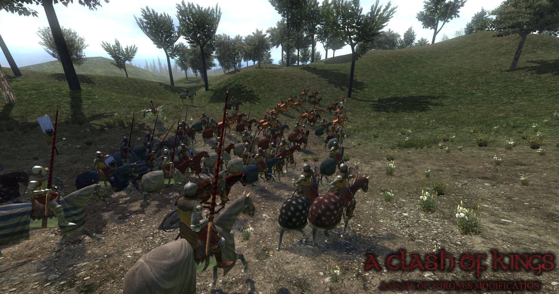mount and blade warband game of thrones mods