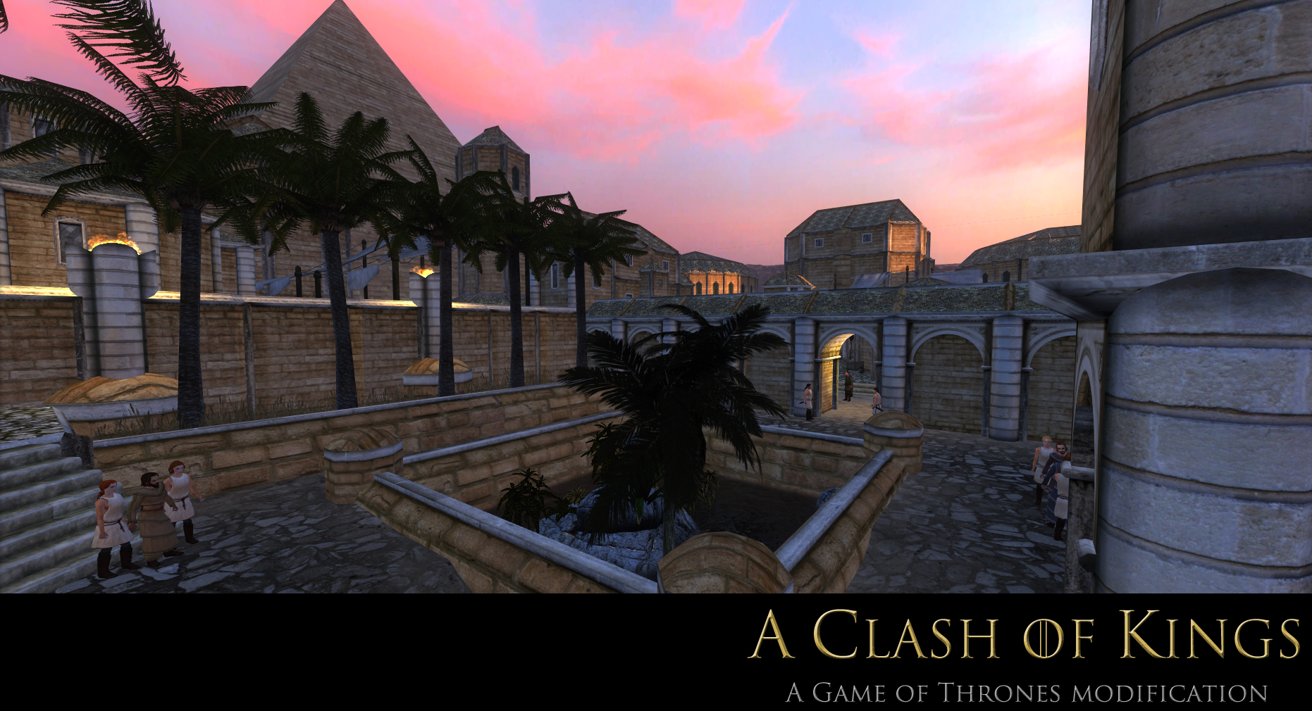 clash of kings mount and blade how to build