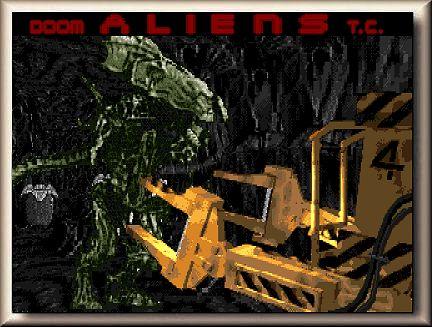 Aliens TC mod for Doom - Mod DB