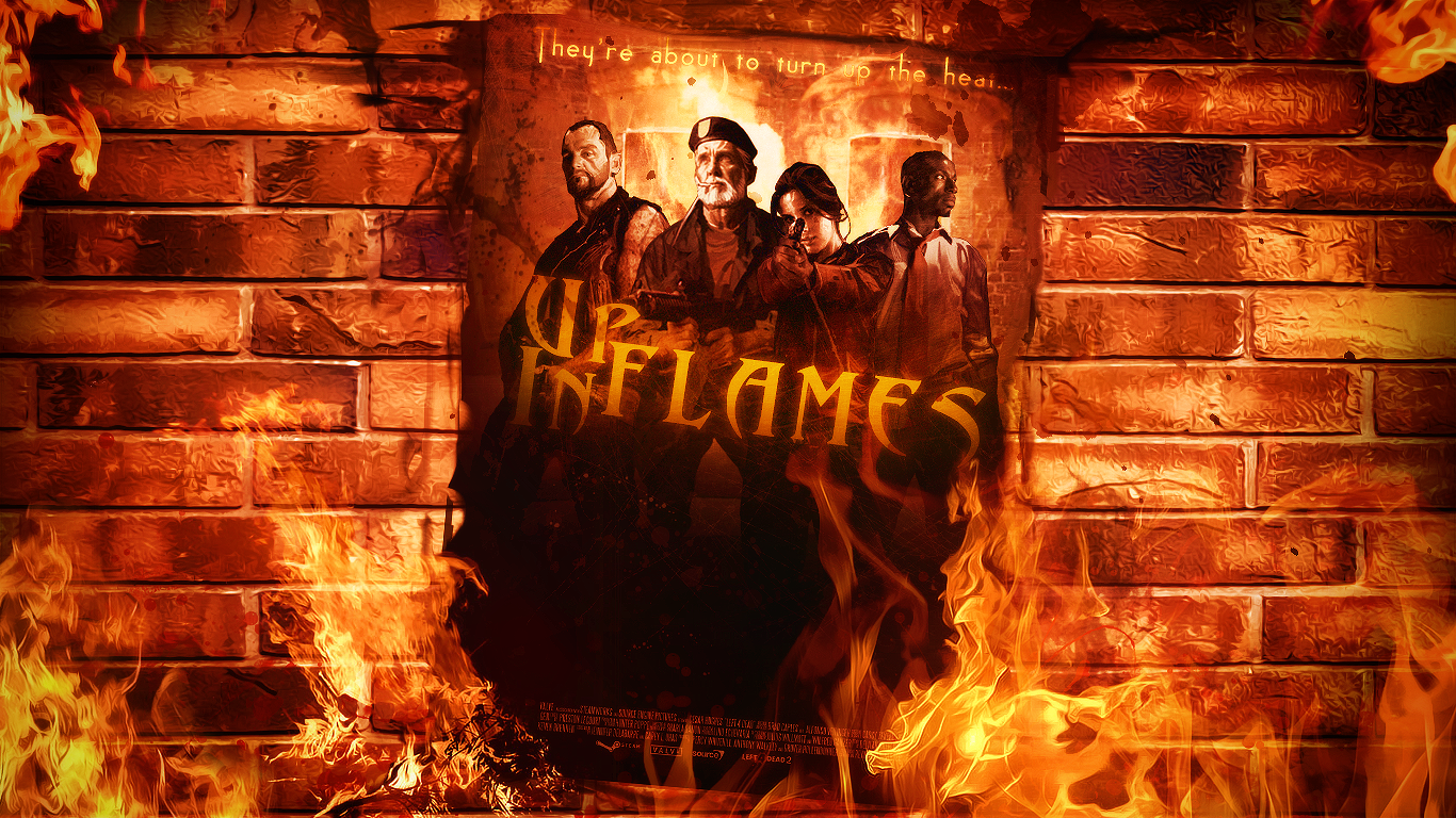 Up In Flames (CANCELLED) mod for Left 4 Dead 2 - Mod DB