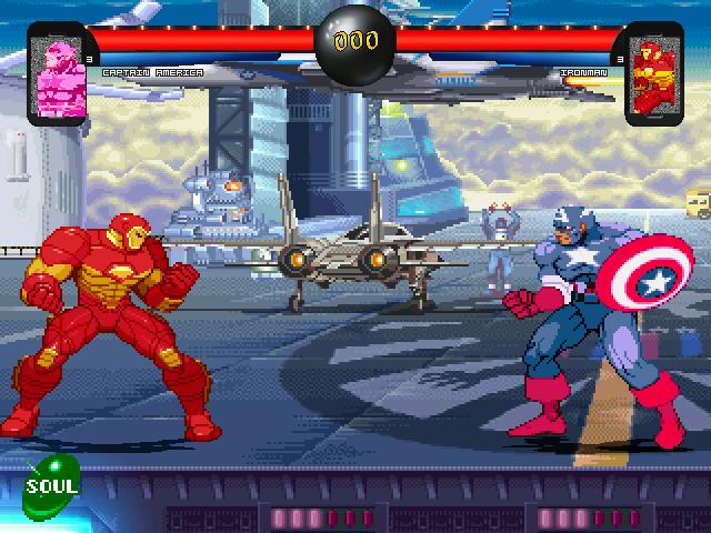 DC vs Marvel mod for mugen - Mod DB