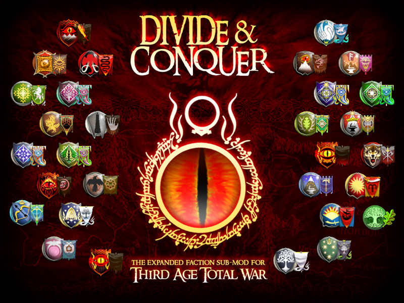 divide and conquer third age wiki