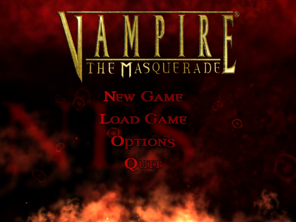 VTMB Unofficial Patch mod for Vampire: The Masquerade