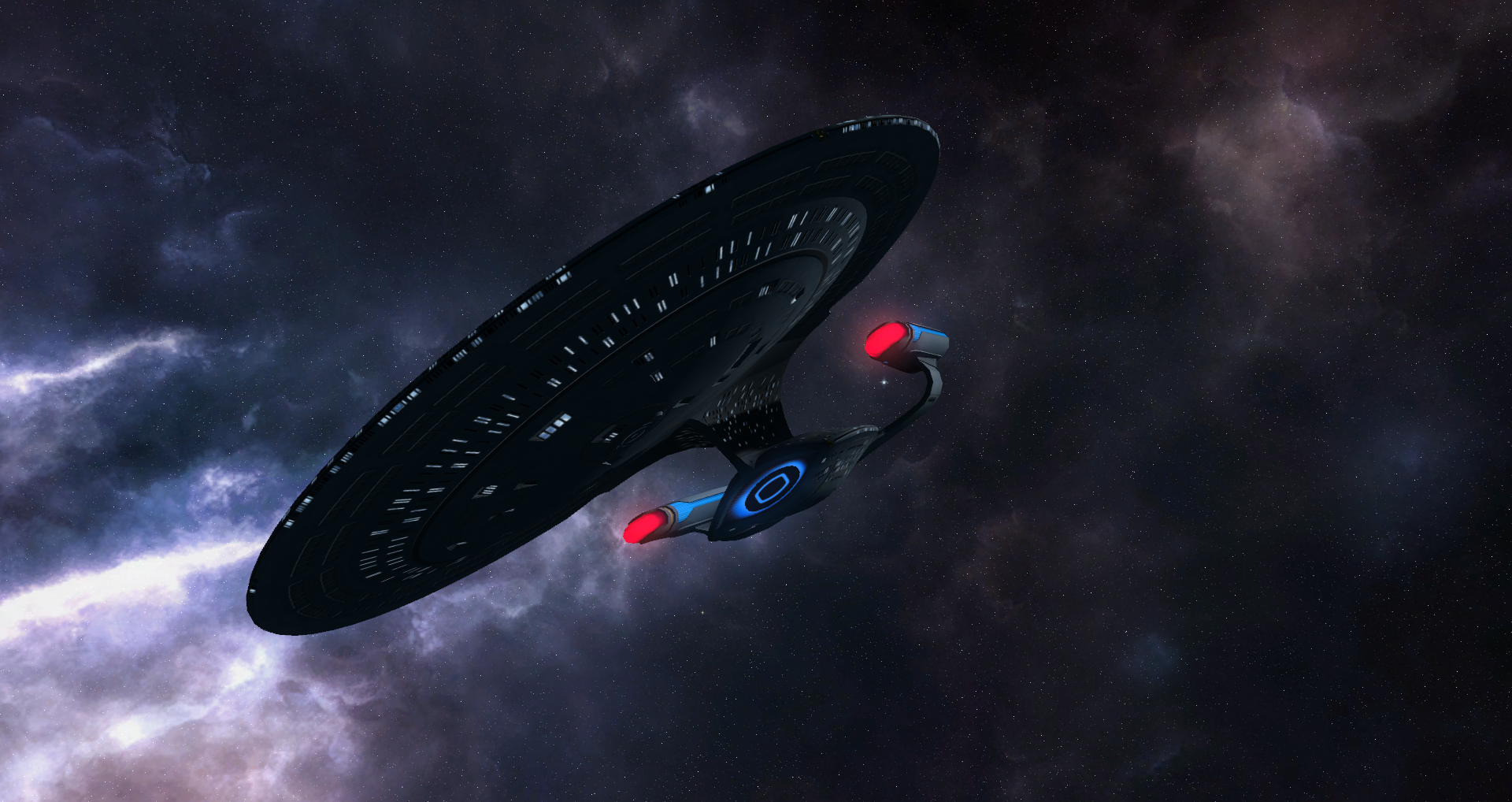 New Galaxy Class Model image - Star Trek: Armada 3 mod for Sins of a ...