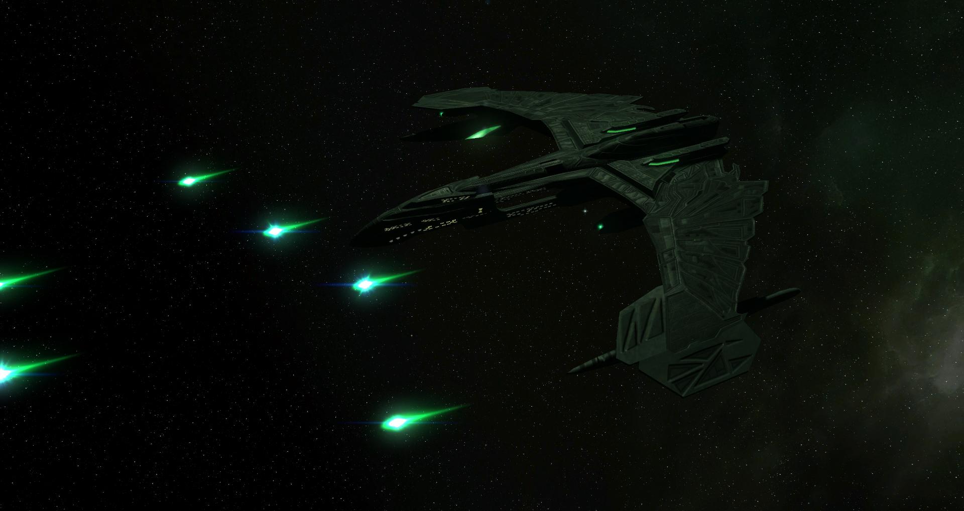 корабли клингонов фото