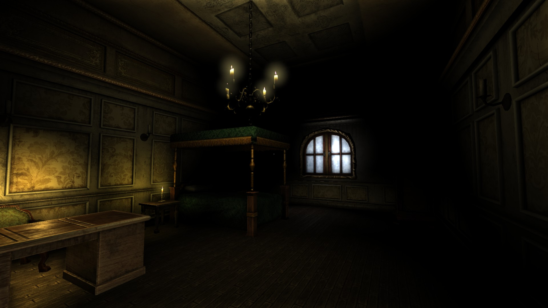 A Room Image Amnesia Five Floors Name Tbd Mod For