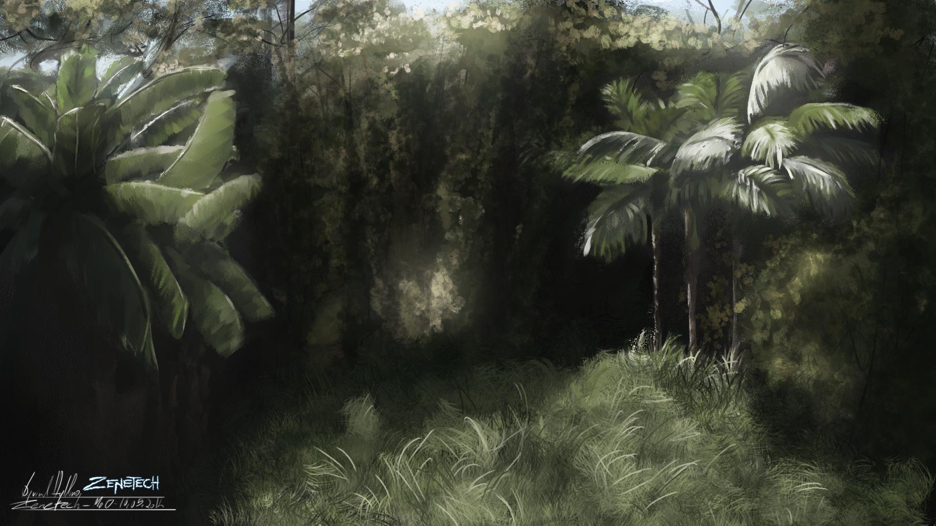 Men of Oath - Jungle Concept Art image - Mod DB