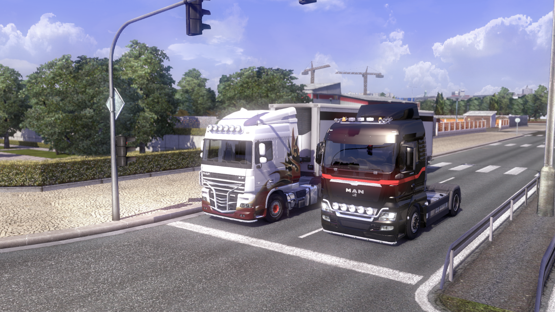 ETS 2 MP- Accessory + Trailers image - Euro Truck ...