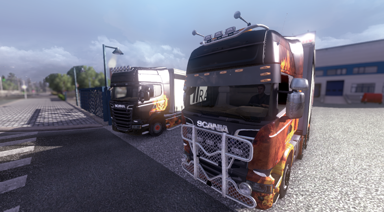 ETS2MP - DLC Paintjobs testing image - Euro Truck Simulator