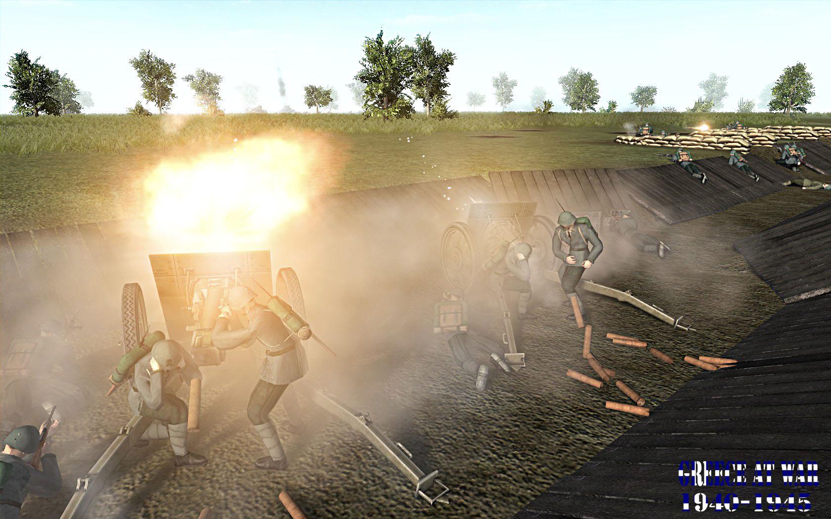 Italian trench