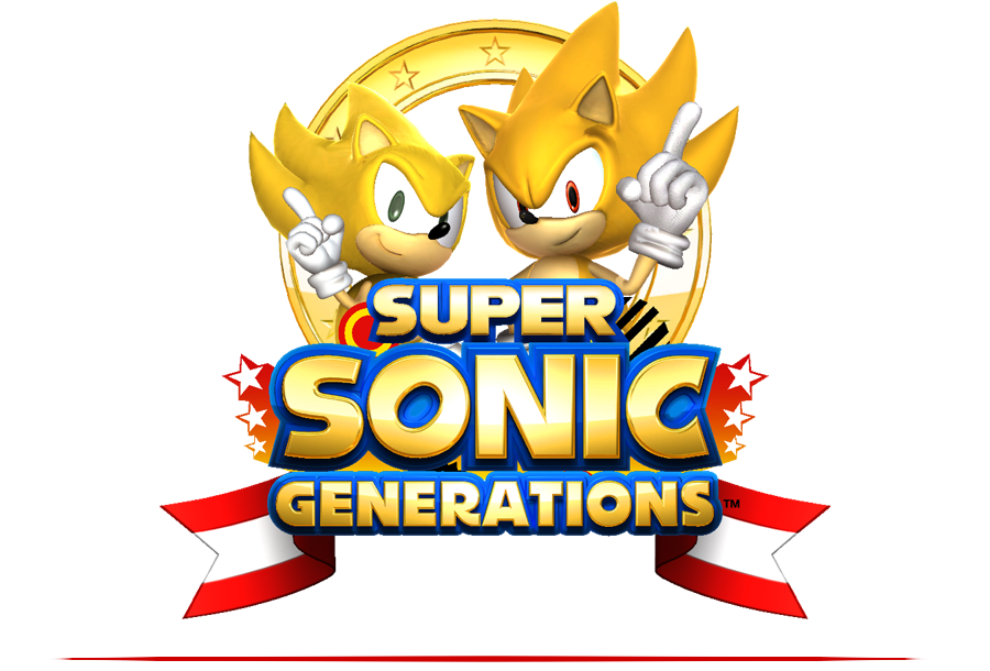 76d532a7df82 Super Sonic Generations mod - Mod DB