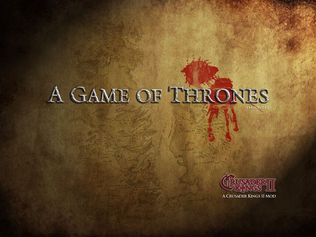 Crusader Kings 2: A Game of Thrones (CK2:AGOT) mod - Mod DB