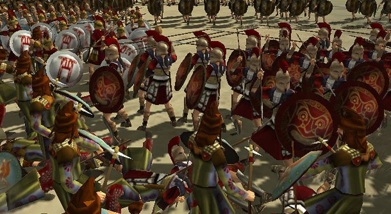 Roman orgy 1 - 4 2